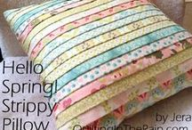 DIY - Sewing / A curated list of sewing projects from lifestyle blogger, Simply {Darr}ling.