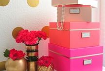 JOYFUL NEATNESS ❤️ storage / just love good storage for all my stuff - you can never have enough handbags or shoes or beautiful china or pretty things, but you need somewhere to put the little darlings. www.ellenwaldren.com