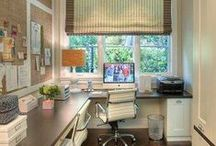 Home offices / by Jan Royston