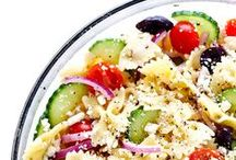 Salads / Salad recipes. Healthy, vegetable-forward ideas for lunch or dinner.