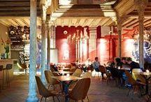 Restaurants & Bars design / Design and decoration of restaurants and bars