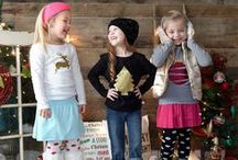 Christmas Kids Fashion!!! / by Lolly Wolly Doodle