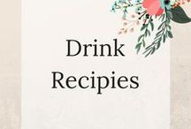 Drink Recipes / Delicious drink recipies