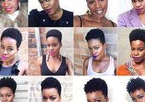 Natural Hair 101 / Natural Hair Care, Tips,Tutorials & Style Inspiration