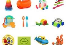 Baby Gifts & Gear / The best baby gear and really fun toys for the tiniest girls and boys!