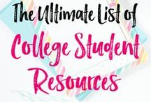 College Hacks / college advice, college resources, college student, student resources, college, college tips, college hacks, getting good grades, study, studying, study tips, college papers, college test, test prep, college life, writing papers, preparing for exams, how to get good grades