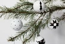 JOYFUL CHRISTMAS / Lots of lovely ideas, colour schemes and things to make