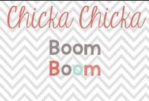 Chicka Chicka Boom Boom / Awesome activities for Pre K-3rd!  / by Glimmers of Learning