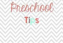 Preschool / All things preschool! Ideas, activities, crafts, etc! / by Glimmers of Learning