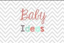 baby ideas / Must revisit for or if baby 2 comes along / by Glimmers of Learning