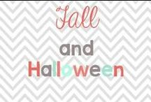 Fall/ Halloween / Decorations, ideas, activities and so much more! / by Glimmers of Learning