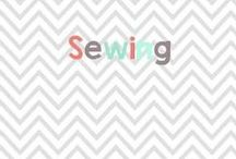 Sewing / by Glimmers of Learning