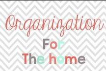 Organization / Ideas to help organize home, school, office and anywhere!  / by Glimmers of Learning
