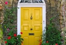 Doors....Come In / by Debbie Ross Kosterman