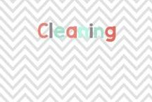 Cleaning / by Glimmers of Learning