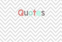 Quotes / by Glimmers of Learning