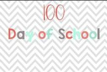 100 days / Fun things to do with your students on 100 days of school! / by Glimmers of Learning