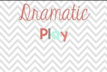 Dramatic Play / Ideas of fun dramatic play centers for the classroom OR home! :) / by Glimmers of Learning