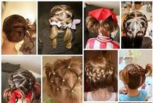 Cute Hair Styles! ~ Love / by Holly Wells Davies