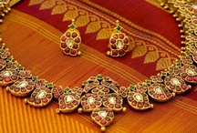 Traditional Indian Jewellery / by Oviya
