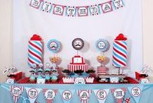 Let's Party ! / Party Ideas, recipes, crafts