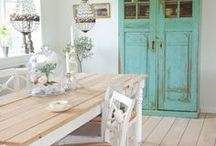 Decor: Shabby Chic / by Janet Griffin