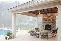 Open Air Porches