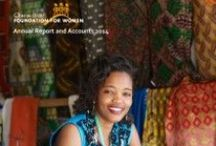Press & Events / by Cherie Blair Foundation for Women