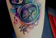 """Tat-tat-tatted up / """"My body is my journal, and my tattoos are my story."""" ― Johnny Depp / by Annie Armenta"""