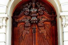 Architecture - Doors & Gates / by Carol Frey