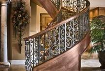 Architecture - Stairs and Stairways  / by Carol Frey