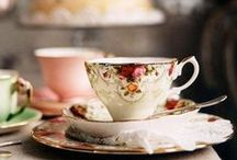 Tea Time at Sunshine Cottage / Wonderful treasures you'd find in my Tea Room (if I had one)! / by Sunshine Cottage