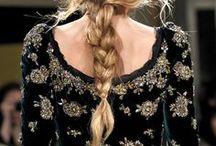 Braid …Trenzas / Ideas de peinados con trenzas además de diferentes totorales para hacértelas tu misma.