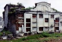 Burial - Cemetary Sites / by Carol Frey