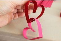 Valentine's Day Crafts / by Janet Griffin