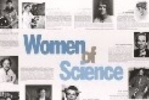 Women Scientists / Meet great #women #scientists and get science fair ideas from the work that they have done or are doing.