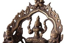 Brass Lamps for Karthigai / Some I own... some I want :) / by Oviya