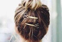 Pelo / Hair / Ideas de peinados, tutoriales de diferentes peinados, ideas para cuidar el pelo, complementos, ...