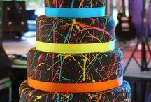 Fancy Cakes  / by Darlene Celano