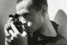"""Henri Cartier-Bresson / Henri Cartier-Bresson (1908 - 2004) was a French photographer considered to be the father of modern photojournalism. He was an early adopter of 35 mm format and master of candid photography. He helped develop the """"street photography"""" or """"life reportage"""" style that has influenced generations of photographers who followed. """"For me photography is to place head, heart and eye along the same line of sight. It is a way of life."""" - Henri Cartier-Bresson"""