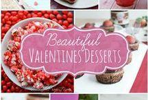 Valentine's Day / Valentine's Day Recipes & Crafts