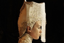 """Eiko Ishioka / Eiko Ishioka (12.7.1938 - 21.1.2012) was on Oscar-winning costume designer known for her work in stage, screen, advertising and print media, and has been called """"Japan's leading art director and graphic designer."""""""