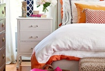 arty Mari Bedroom Ideas / by Merideth Jenson-Benjamin
