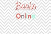 Books online / Great free books that you can show your students online!  / by Glimmers of Learning