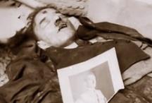 Adolf Hitler Mass Murderer / by Carol Frey