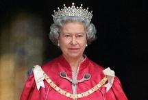 Britians - Her Majesty Queen Elizabeth II / by Carol Frey