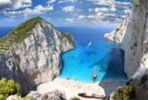 Ionian Coast and Islands / The calm turquoise..