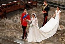 Britians - Duke & Duchess of Cambridge Wedding 2011 / by Carol Frey
