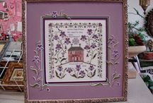 Cross Stitch / by Leslie Young