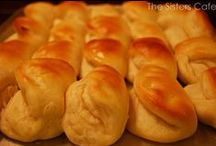 Bread, How I Love Thee / I love bread. / by Shawnte McQueen